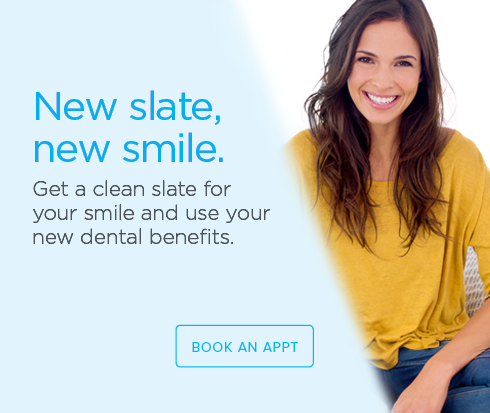 Hidden Lake Dental Group - New Year, New Dental Benefits